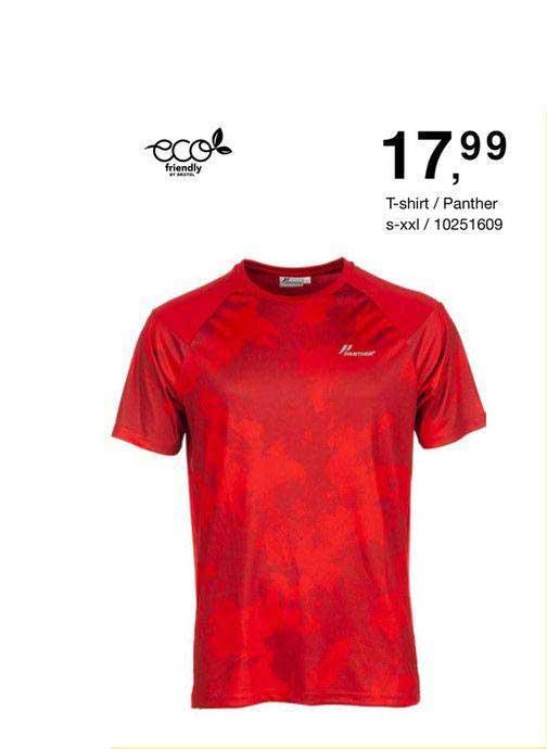 Bristol T-Shirt - Panther