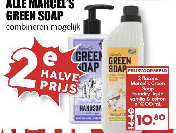MCD Supermarkt Alle Marcel's Green Soap