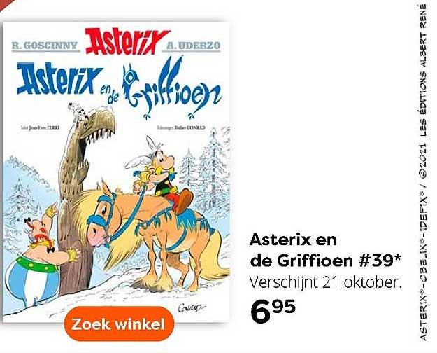 The Read Shop Asterix En De Griffioen #39*
