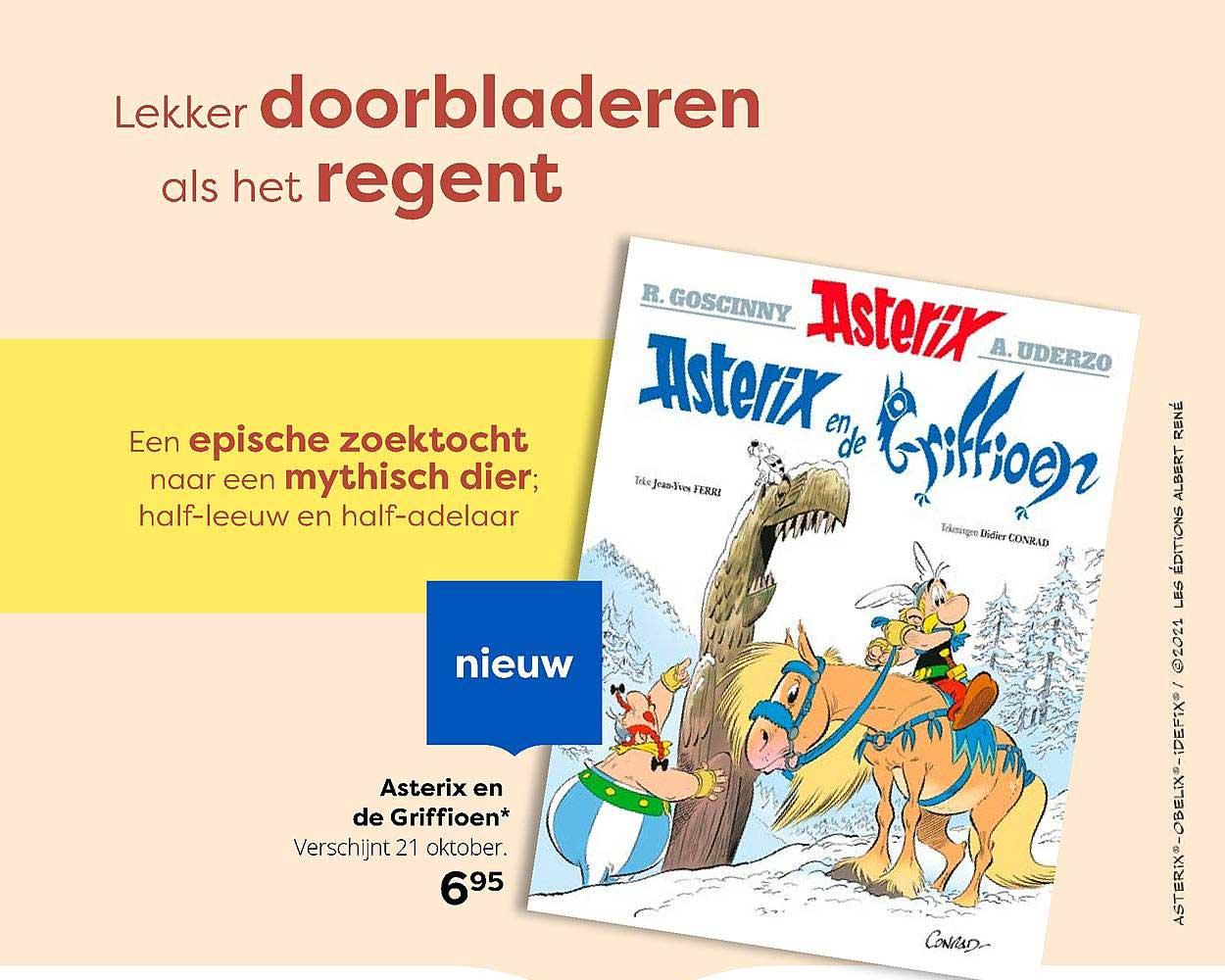 The Read Shop Asterix En De Griffioen