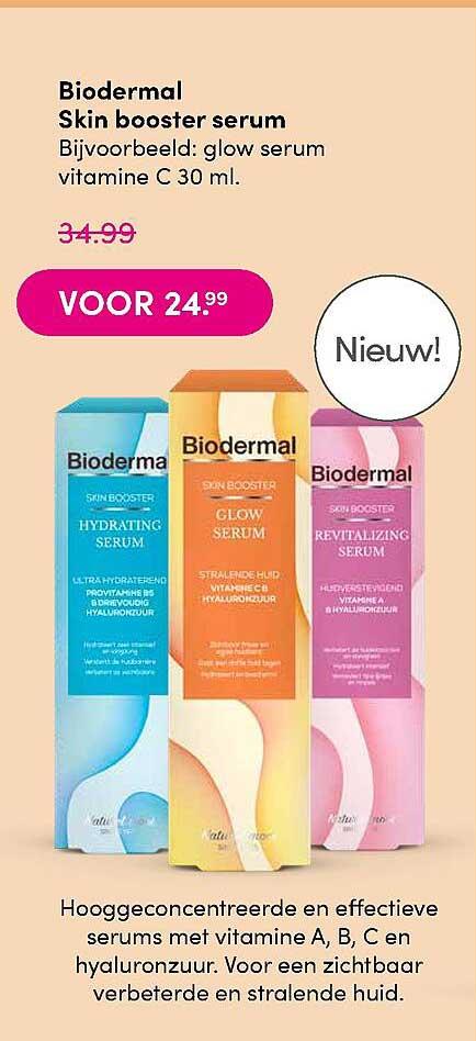 DA Biodermal Skin Booster Serum