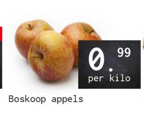 Naanhof Boskoop Appels