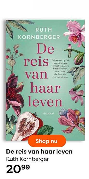 The Read Shop De Reis Van Haar Leven Ruth Kornberger