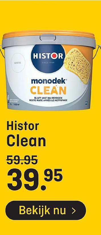 Hubo Histor Clean