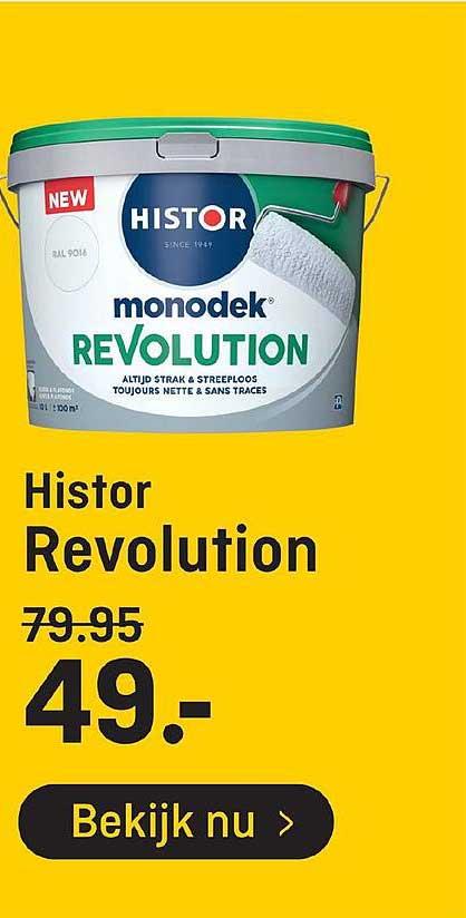 Hubo Histor Revolution