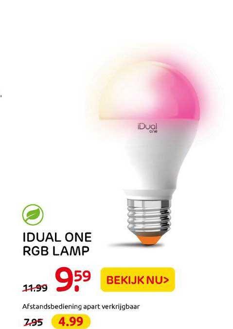 Praxis Idual One RGB Lamp