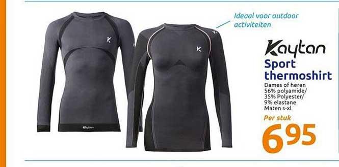 Action Kaytan Sport Thermoshirt
