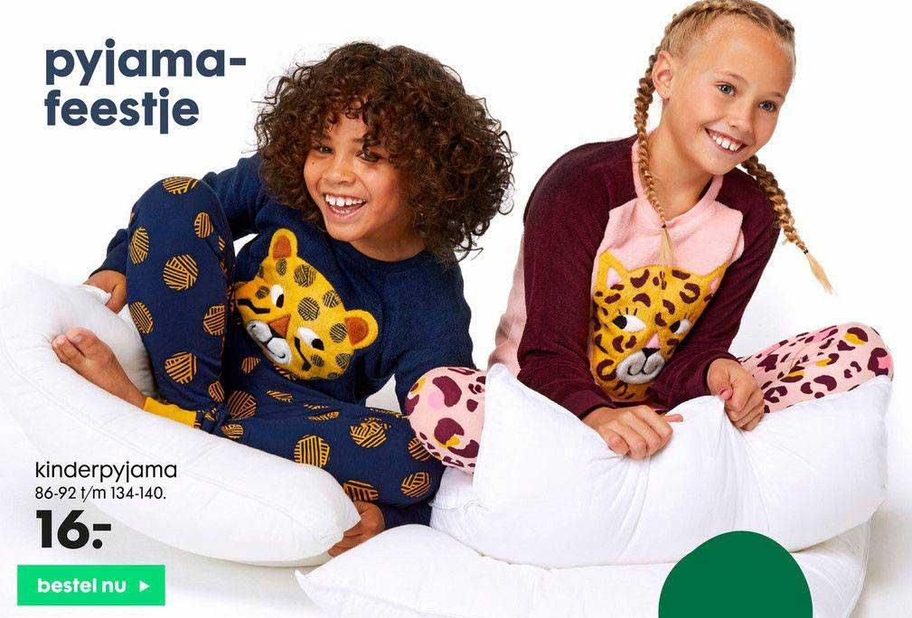HEMA Kinderpyjama