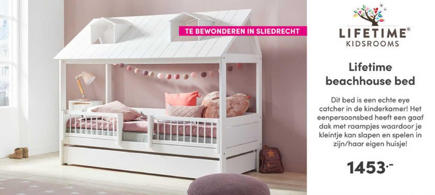 Baby & Tiener Lifetime Beachhouse Bed