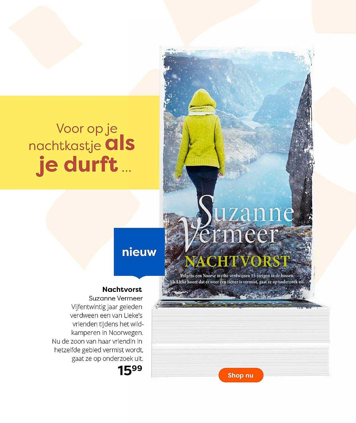The Read Shop Nachtvorst Suzanne Vermeer