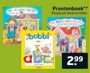 Trekpleister Prentenboek