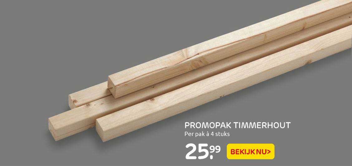 Praxis Promopak Timmerhout