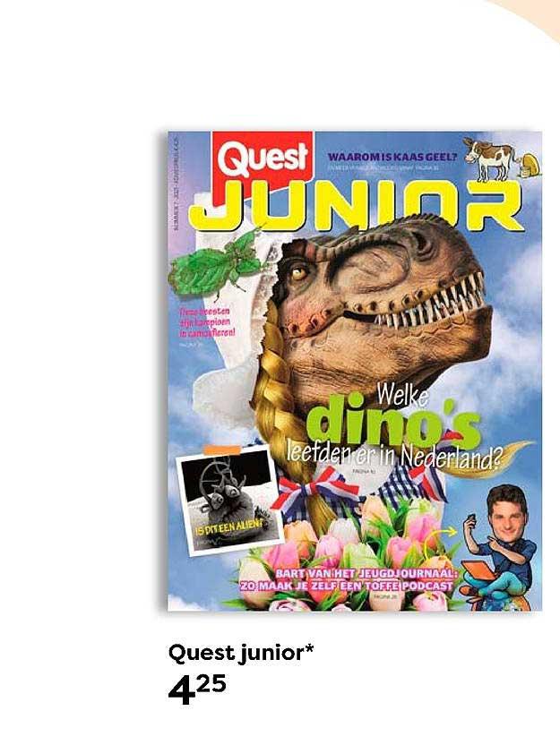 The Read Shop Quest Junior