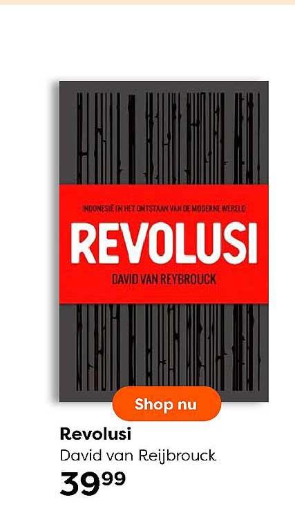 The Read Shop Revolusi David Van Reijbrouck