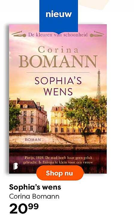 The Read Shop Sophia's Wens Corina Bomann