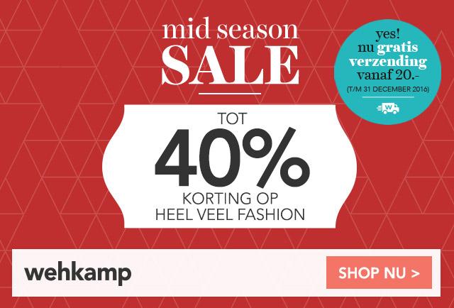 Wehkamp Sale Aanbiedingen | ALLE Folder Aanbiedingen