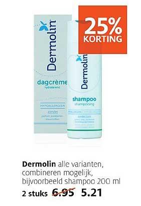 Etos Dermolin: 25% Korting
