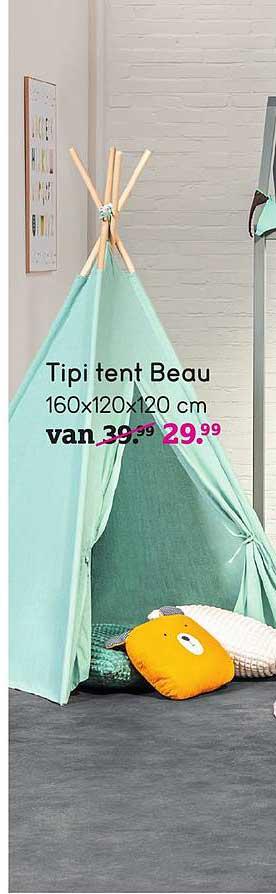 Luxe tipi tent voor €19,99 Beste.nl