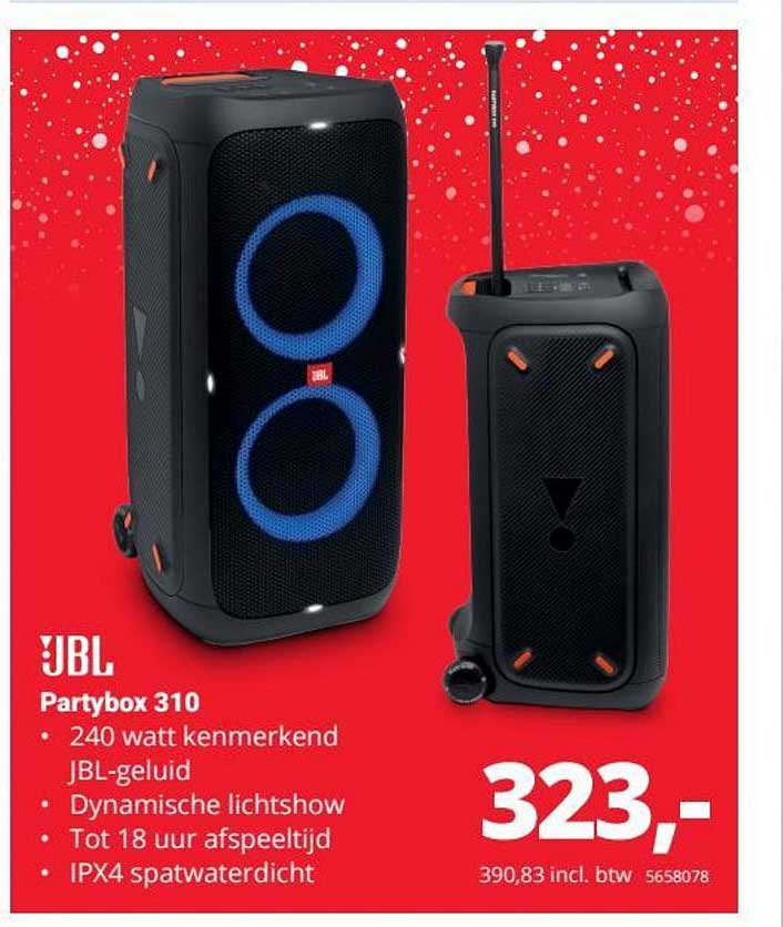 Office Centre JBL Partybox 310