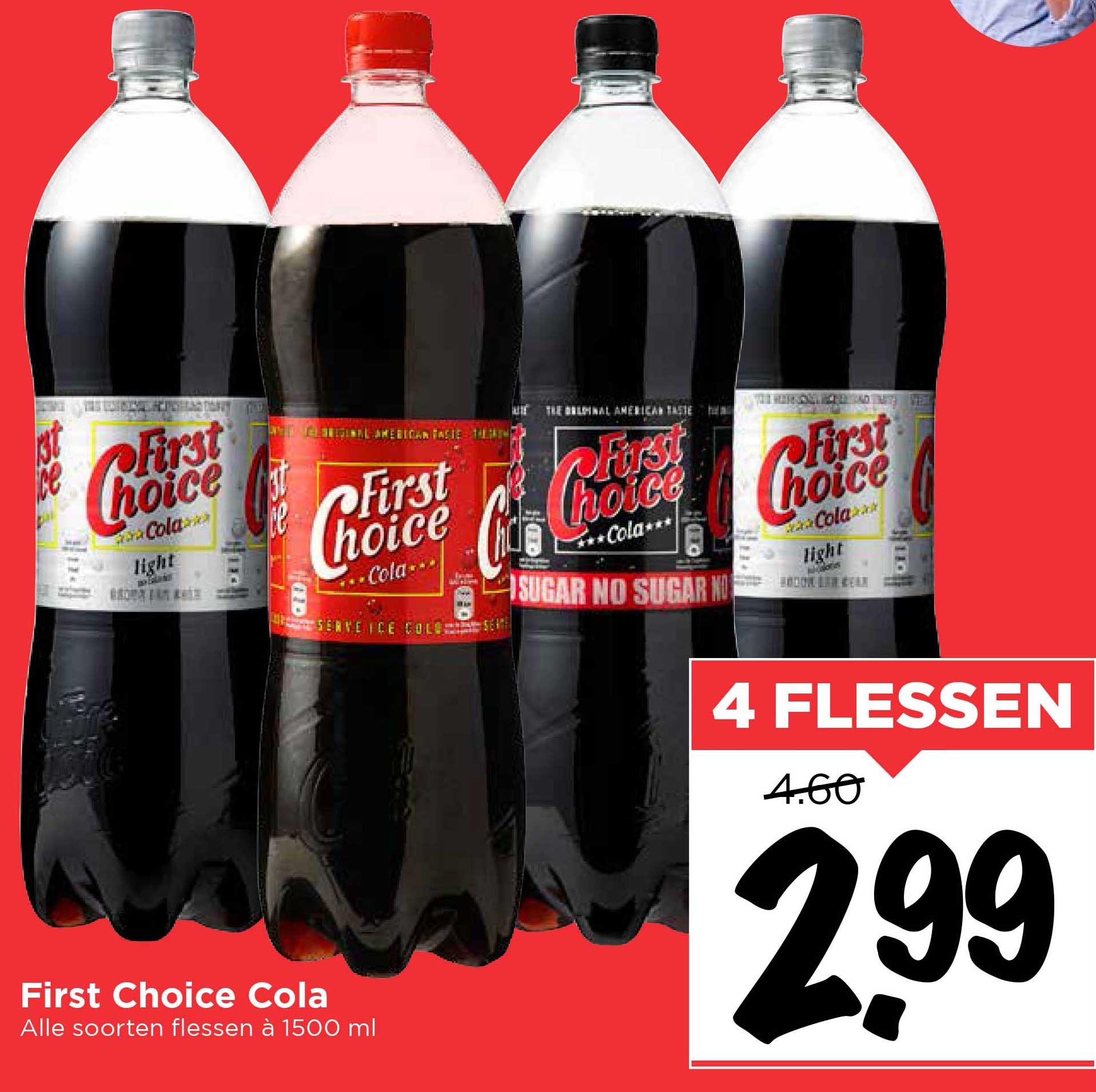 Vomar First Choice Cola