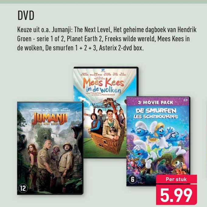 ALDI DVD