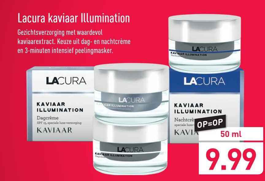 ALDI Lacura Kaviaar Illumination