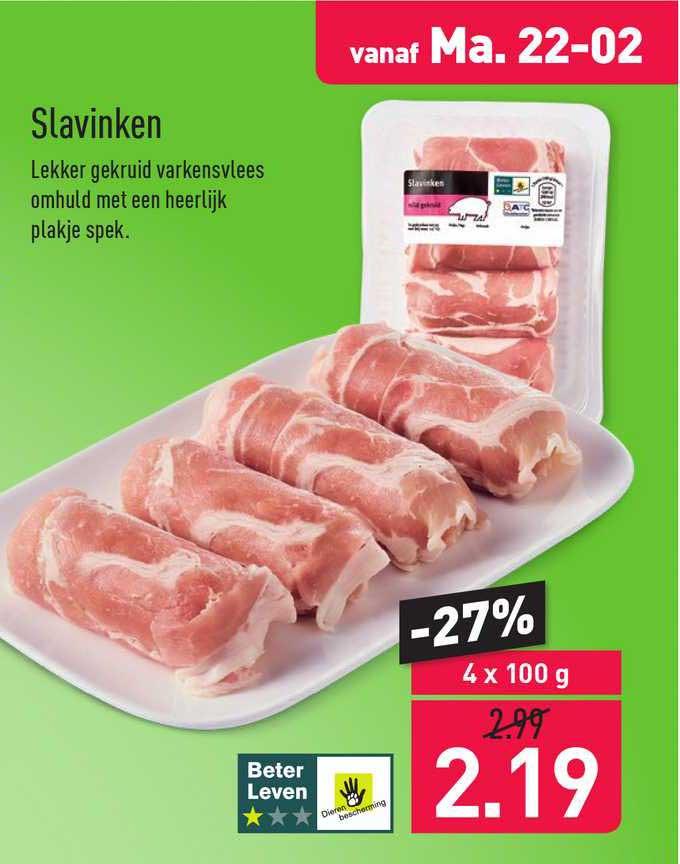 ALDI Slavinken