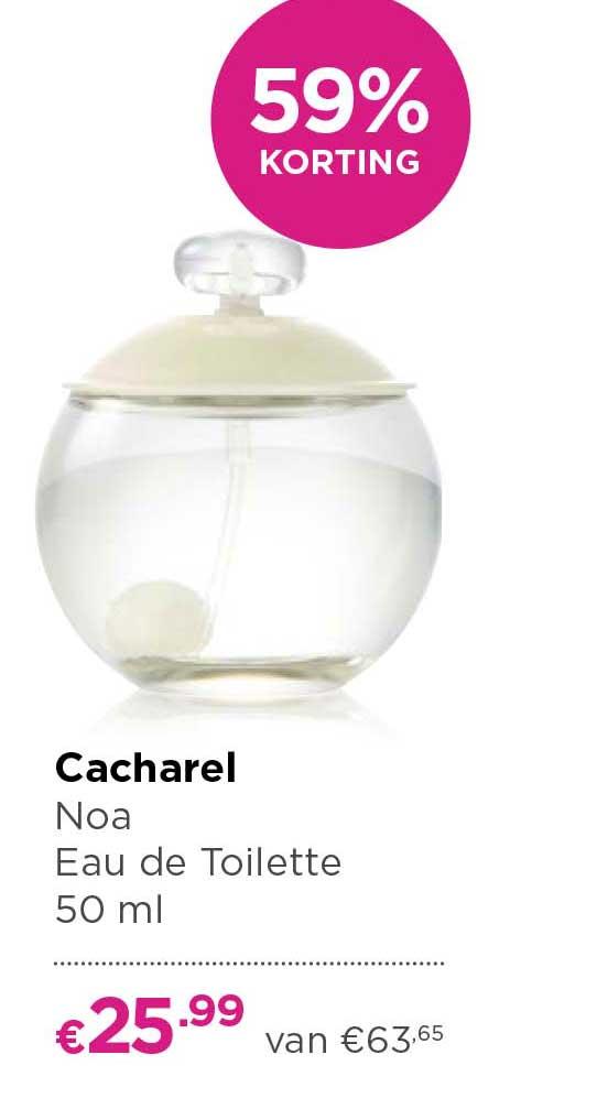 ICI PARIS XL Cacharel Noa Eau De Toilette: 59% Korting
