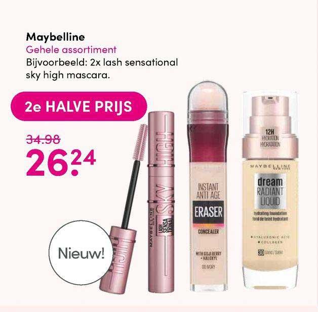 DA Maybelline