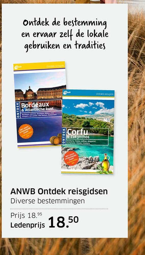ANWB ANWB Ontdek Reisgidsen