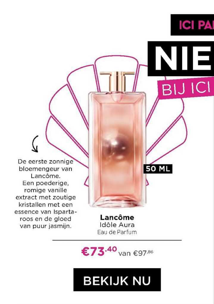 ICI PARIS XL Lancôme Idôle Aura Eau De Parfum