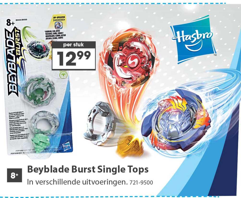 Top 1 Toys Beyblade Burst Single Tops