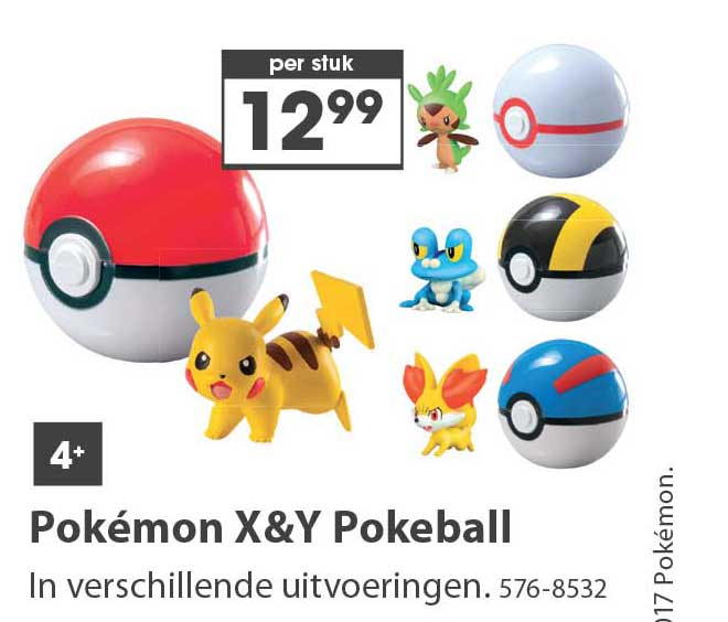 Top 1 Toys Pokemon X&y Pokeball