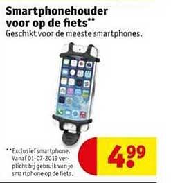 Kruidvat Smartphonehouder Voor Op De Fiets