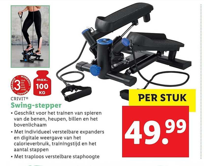 Lidl Shop Crivit Swing-Stepper