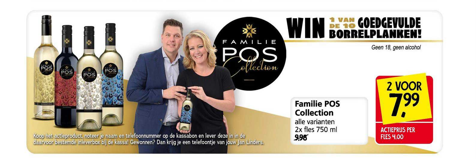 Jan Linders Familie POS Collection