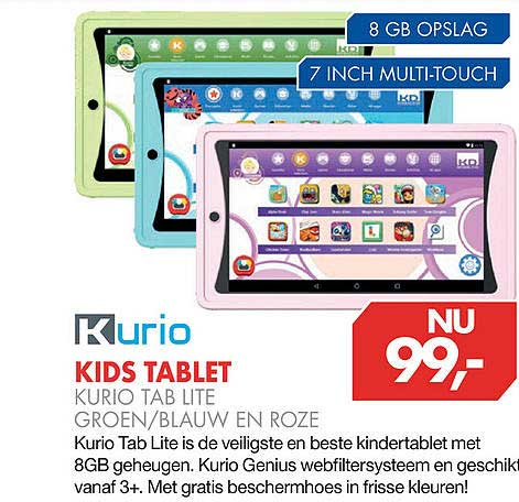 Vobis Kurio Kids Tablet Kurio Tab Lite