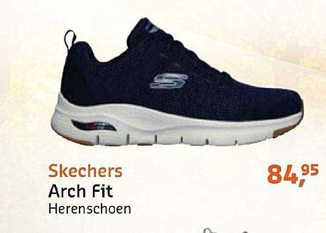 De Wit Schijndel Skechers Arch Fit Herenschoen