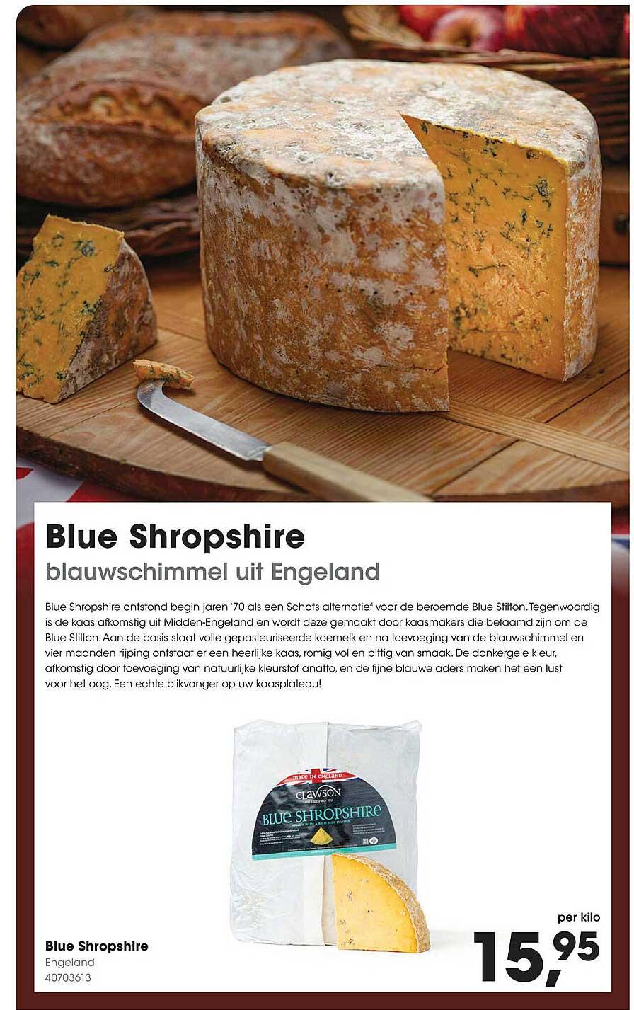 HANOS Blue Shropshire