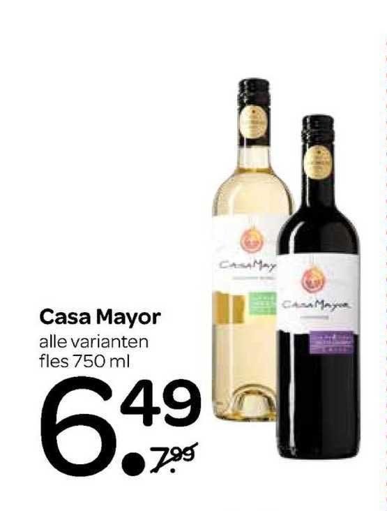 Spar Casa Mayor