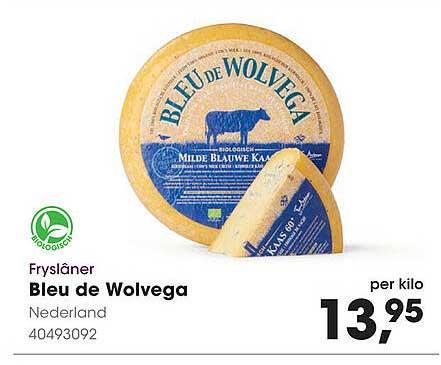 HANOS Fryslâner Bleu De Wolvega