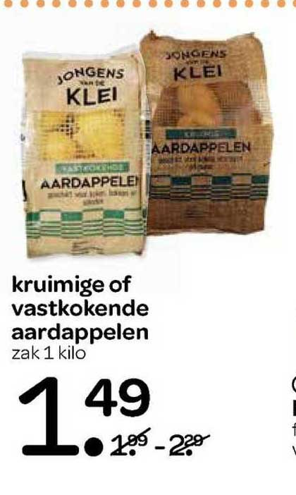 Spar Kruimige Of Vastkokende Aardappelen