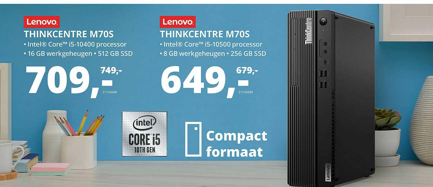 Paradigit Lenovo Thinkcentre M70S Desktop