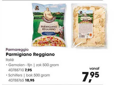 HANOS Parmareggio Parmigiano Reggiano
