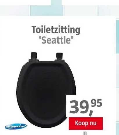 BAUHAUS Toiletzitting 'Seattle'
