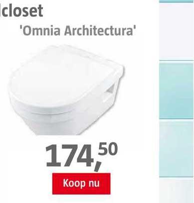 BAUHAUS Wandcloset 'Omnia Architectura'