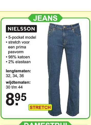 Van Cranenbroek Nielsson Jeans