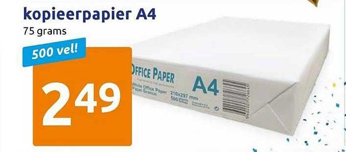Action Kopieerpapier A4