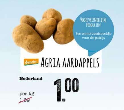 Ekoplaza Agria Aardappels