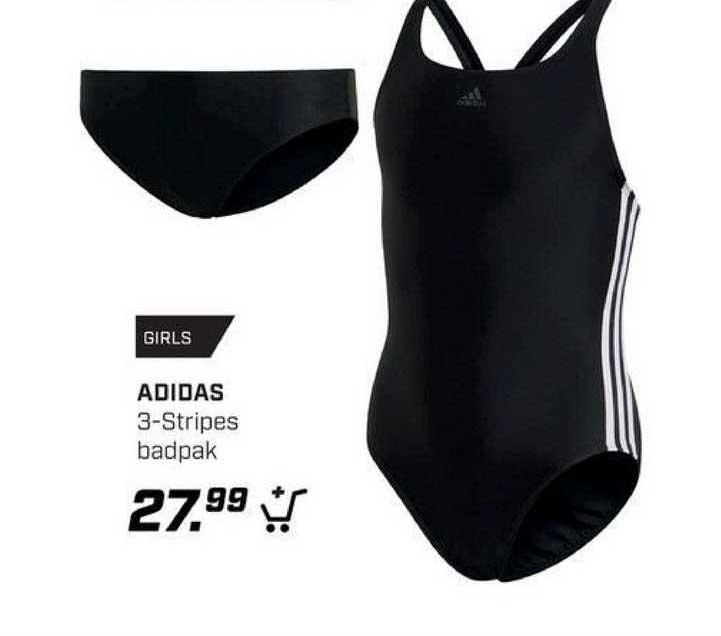 DAKA Adidas 3-Stripes Badpak